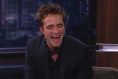 Robert Pattinson, ¿borracho en un programa de televisión?
