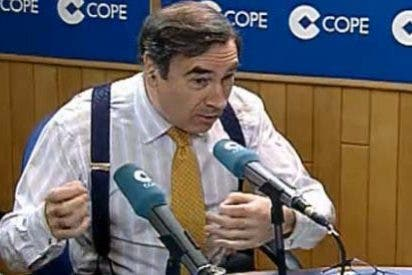 Pedrojota en la COPE: ¡Para eso quieren la independencia, para asegurarse la impunidad!