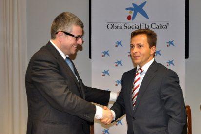 """Acuerdo de la Obra Social """"la Caixa"""" y la UCV"""