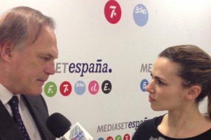 """Pedro Piqueras: """"Telecinco ha sido un poco tocanarices con todos los gobiernos"""""""
