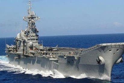 La crisis hace naufragar a la joya de la Armada: el portaaviones 'Príncipe de Asturias'