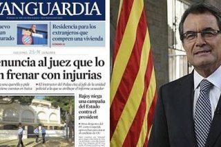 """Francisco Pou (Intereconomía): """"La Vanguardia se ha dedicado esta semana a dar desmentidos sobre unos hechos de los que no informa"""""""