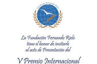 Presentación del V premio internacional de música sacra Fernando Rielo
