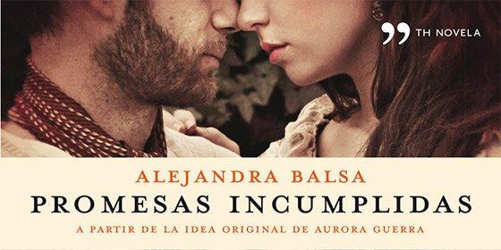 Alejandra Balsa publica la segunda novela basada en la exitosa serie de Antena 3, 'El secreto de Puente Viejo'