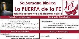 «La Puerta de la Fe»