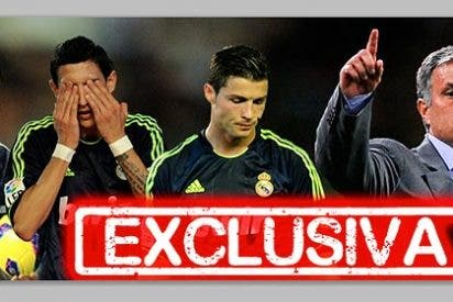Mourinho señala como 'cupables' a Cristiano Ronaldo, Benzema y Di María