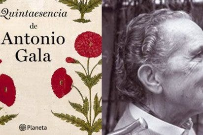 """Antonio Gala recoge sus mejores aforismos en un libro que espera que se lea """"con el mismo amor con el que lo escribió"""""""