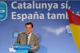 """Mariano Rajoy acusa a Mas de """"no tener agallas"""" para aguantar la crisis"""