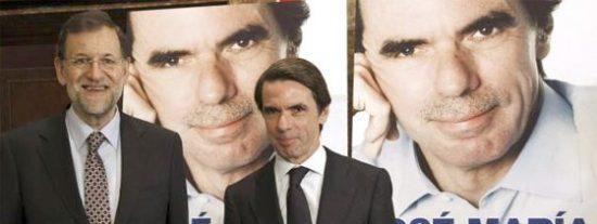 """José María Aznar: """"Con tal de impedir que el PP ganase, la izquierda socavaría el régimen constitucional"""""""