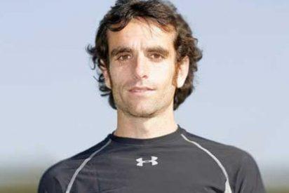 Fabián Roncero, de ídolo del atletismo español a dependiente de la tienda 'Decathlon'