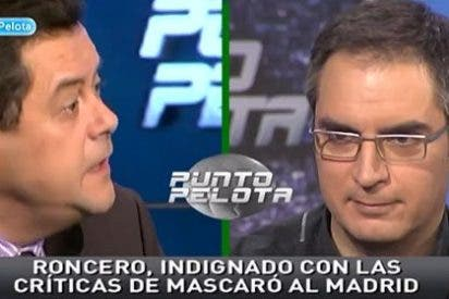 """Tomás Roncero: """"Nos apalearon, hay que denunciar a David Navarro"""""""