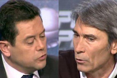 """Roncero las tiene tiesas con Carazo y 'Lobo' Carrasco: """"En los campos se descarga el odio que tienen hacia el Real Madrid fomentado por gente como vosotros"""""""