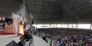 Brasil inaugura un templo católico con capacidad para más de cien mil personas