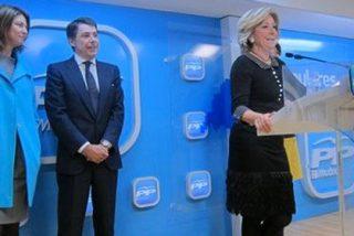 """Aguirre: """"A Rajoy no le gustaba subir impuestos y subió el IVA y el IRPF"""""""