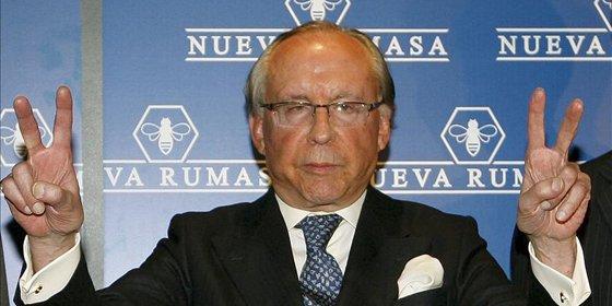 Ruiz-Mateos pagó en 'B' 6.000 euros al mes al PSOE andaluz