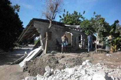 """""""Antes de llegar a EEUU, Sandy sembró destrucción en el Caribe"""""""