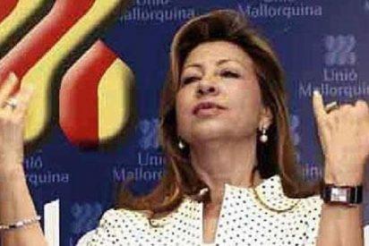 La 'exprincesa de Mallorca' vuelve a declarar ante el juez como imputada por la presunta financiación ilegal de UM