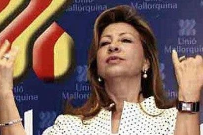 """La 'princesa de Mallorca' pide que """"no se criminalice a una opción política con 30 años de historia"""""""