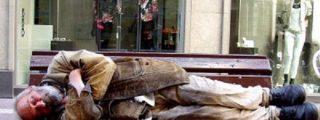 Casi tres millones de personas en España viven en la calle o en viviendas miserables