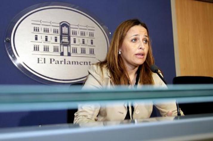 Aina Castillo se suma a la lista de imputados por la rama balear de la trama Gürtel