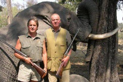 El Rey ya no cazará elefantes en Botsuana en el año 2014 ya que lo prohibirá su gobierno