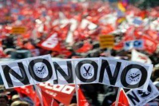HOAC Madrid y las CCP de Andalucía respaldan la huelga general