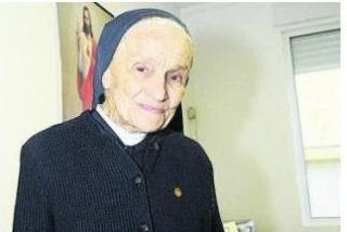 Una monja casi nonagenaria evita el robo del dinero de Cáritas