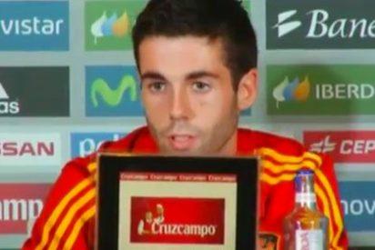 """Susaeta se queda en blanco cuando le preguntan por España: """"Nosotros representamos a una cosa"""""""
