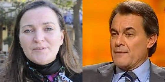 Una periodista sueca deja en ridículo a Mas con su plan independentista