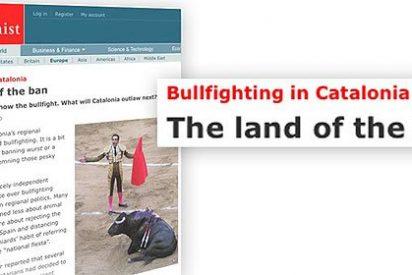 """'The Economist': """"Cataluña goza de mayor autonomía que cualquiera rincón de la UE"""""""