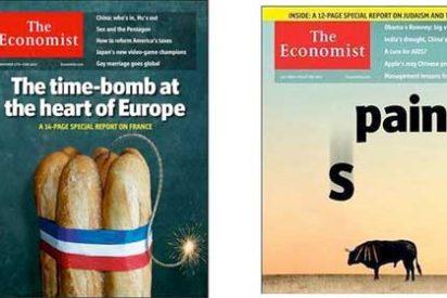 La feroz campaña de 'The Economist' contra los países del euro y la Unión Europea