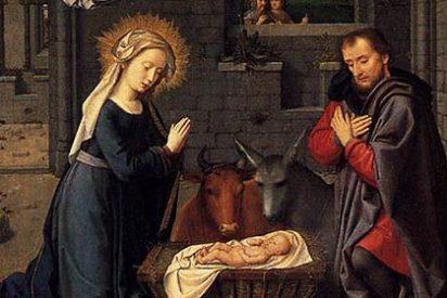 El Papa afirma que no había ni mula ni buey en el portal de Belén