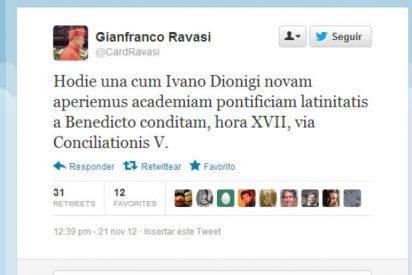 Tuits en latín del cardenal Ravasi
