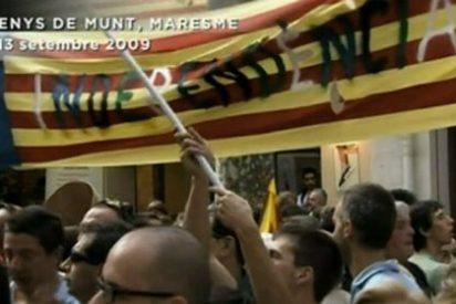 Propaganda pura y dura en TV3 a favor de un referendo secesionista