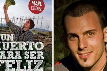 Marc Estévez presenta la guía más útil para iniciarse en el mundo de los huertos ecológicos en casa