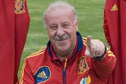 """Del Bosque: """"Alguno con maldad piensa que Susaeta ha querido omitir intencionadamente la palabra España. Ha demostrado que estaba deseando venir"""""""
