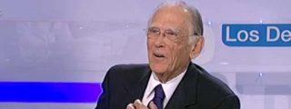 El ex todopoderoso pope de las finanzas catalanas concede una entrevista a TVE para no decir nada