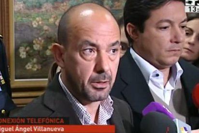 """Miguel Ángel Villanueva: """"No he pensado en dimitir, porque no he cometido ningún acto irregular"""""""