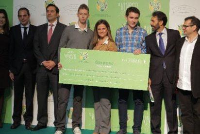 'Vivesoy' de Pascual premia una idea emprendedora para ayudar a niños con dislexia