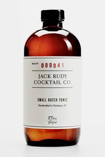 Jack Rudy Cocktail Co.: la tónica del futuro