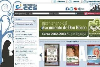 La editorial CCS estrena web