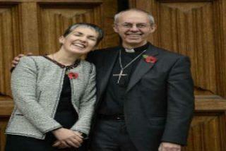 Mitras femeninas en la Iglesia de Inglaterra