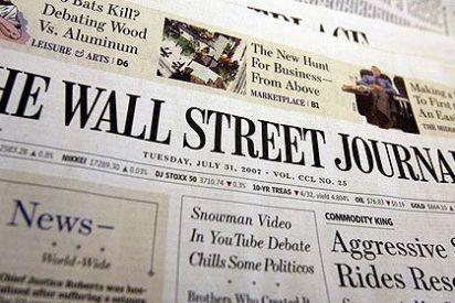 """'The Wall Street Journal': """"La UE podrá rescatar a España pero no salvarla de sus políticos"""""""
