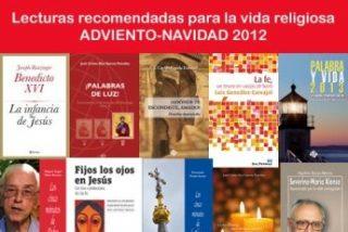 Lecturas recomendadas para la vida religiosa en Adviento-Navidad