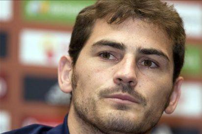 """Iker Casillas: """"Cuando Mourinho se enfada es con toda la razón"""""""