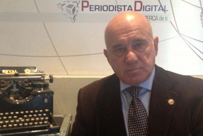 """Rogelio González Andradas: """"Los militares a los que en 1978 no les gustaba la Constitución, ahora rezan para que se cumpla"""""""
