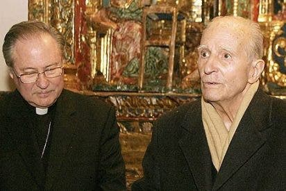 Homenaje en Palencia a Ángel Sancho