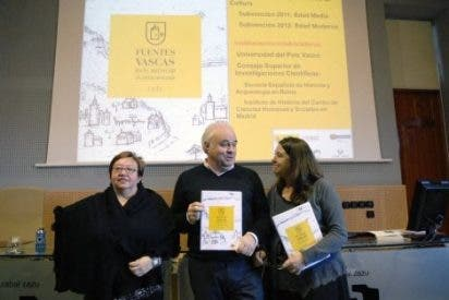 El País Vasco, en los Archivos Secretos Vaticanos