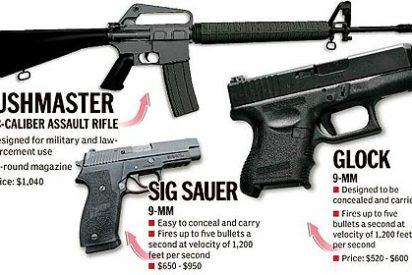 Las ventas del fusil que usó Adam Lanza crecen tras la masacre de Newtown