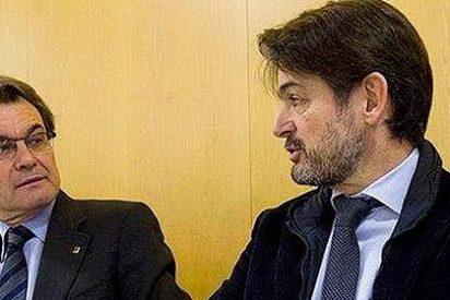 Tres pinchazos telefónicos prueban que Artur Mas estaba al tanto de los 'negocietes' de Oriol Pujol